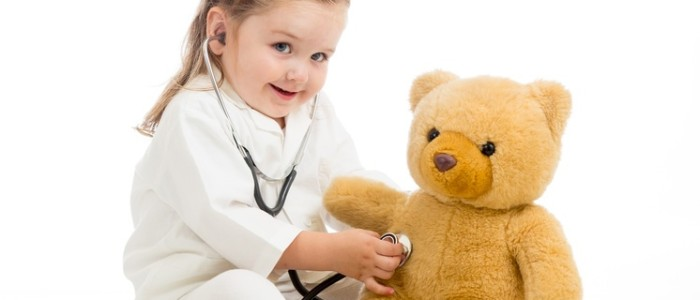 nina pediatra