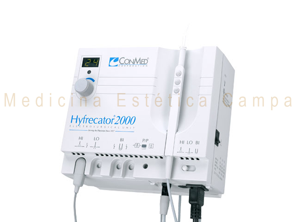 Electrobisturi alta precision