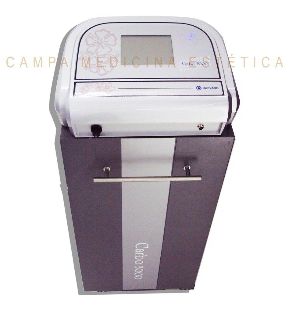 Aumenta los resultados con la tecnología de termo carboxiterapia