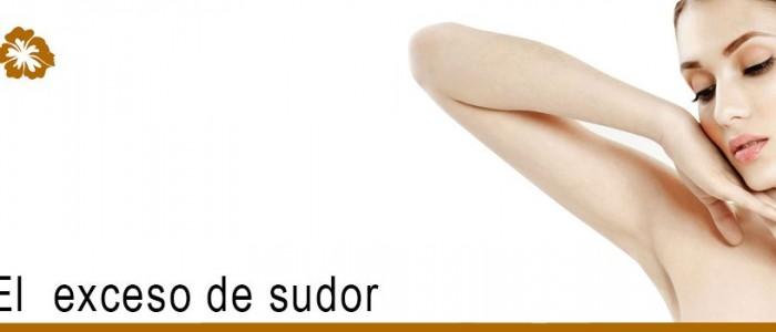 HIPERHIDROSIS: Exceso de sudor (I)